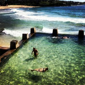 Low Tide at Coogee