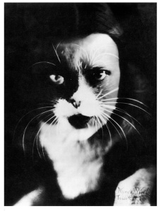 Wanda 1920's self portrait