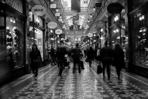 Strand Arcade Sydney © Ashley Golsby 2014.