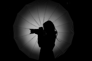Silhouette © Ashley Golsby 2014.