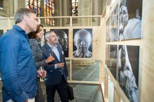 'Transitory' exhibited at the 2014 Pride Photo Award. Image by Oude Kerk.